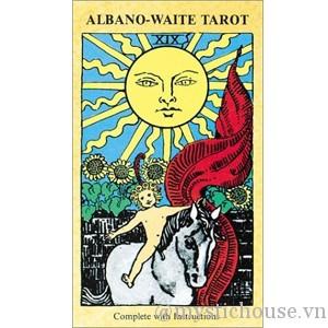 Bai Albano Waite Tarot