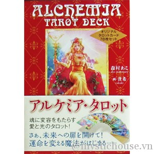 alchemia tarot featured
