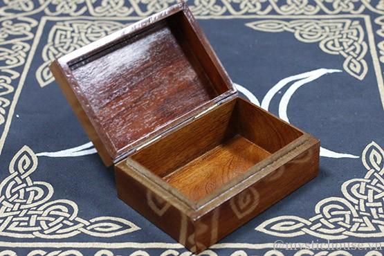 bán hộp gỗ đựng bài tarot
