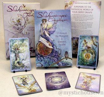 Shadowscape Tarot (Companion Edition) - Cảm nhận