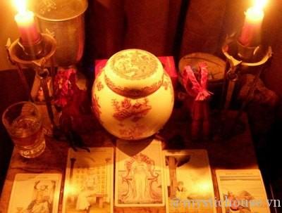 chúc mừng năm mới tarot 2013