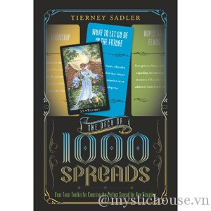 Deck of 1000 Spreads featured