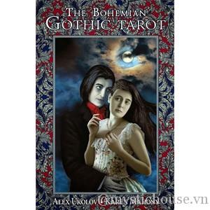 Bohemian Gothic Tarot cover