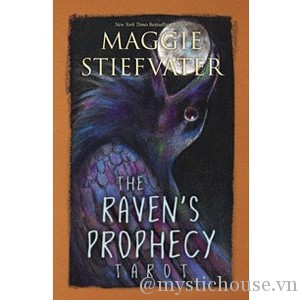 Raven Prophecy Tarot cover