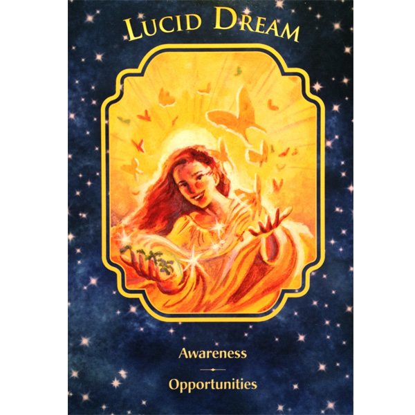 Angel Dreams Oracle Cards 1