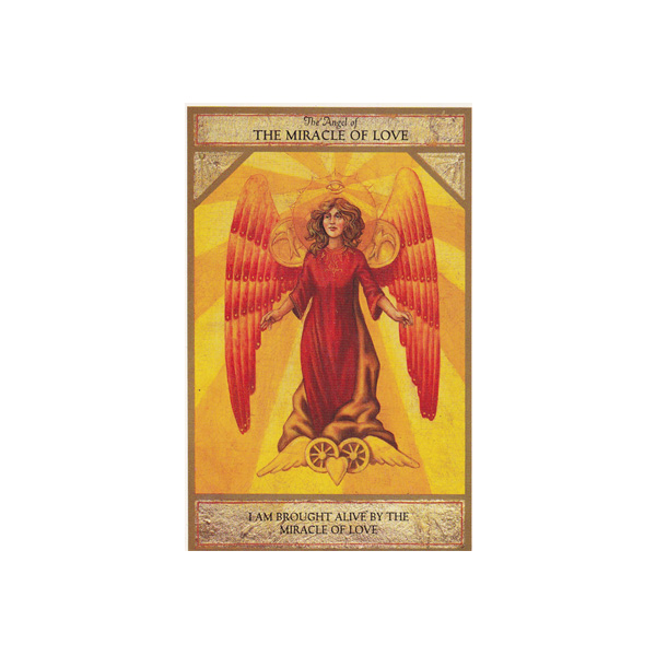 Angel Oracle Let the Healing Energy of Angels into Your Life Cards 1