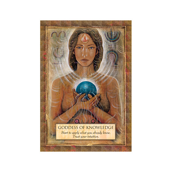 Angels, Gods And Goddesses Oracle Cards 6