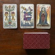 333 Tarot Trionfi della Luna (English Edition) 2