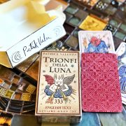 333 Tarot Trionfi della Luna (English Edition) 5