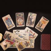 333 Tarot Trionfi della Luna (English Edition) 7