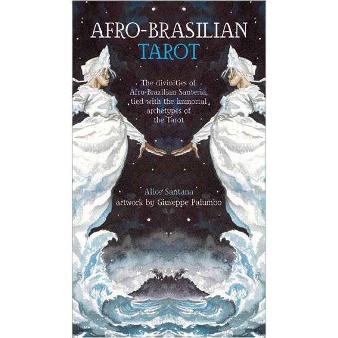 Afro Brazilian Tarot cover
