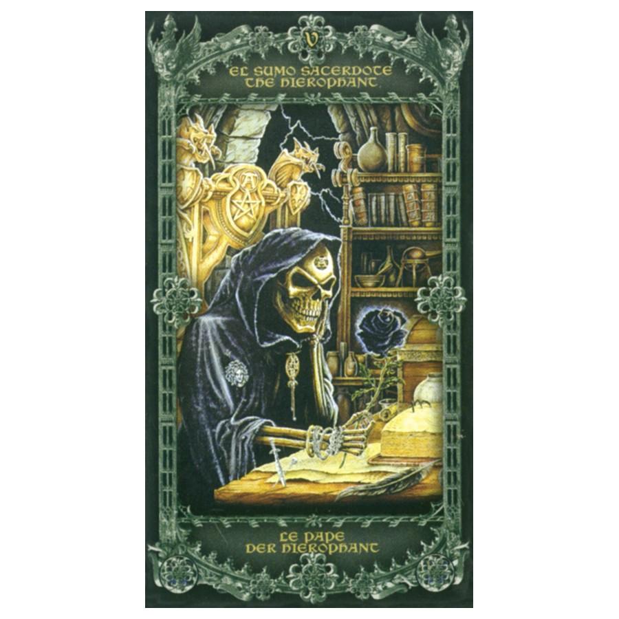 Alchemy 1977 England Tarot 2