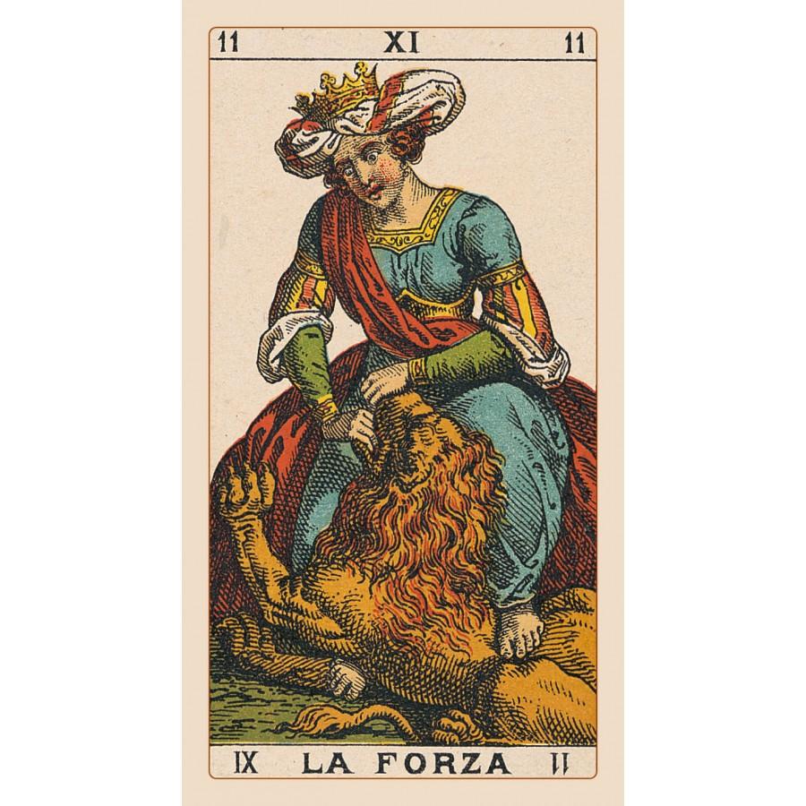 Ancient Italian Tarot 4