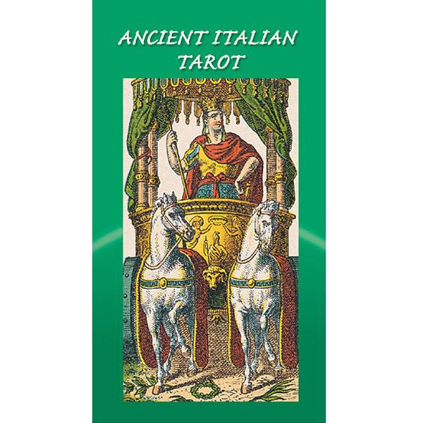 Ancient Italian Tarot cover