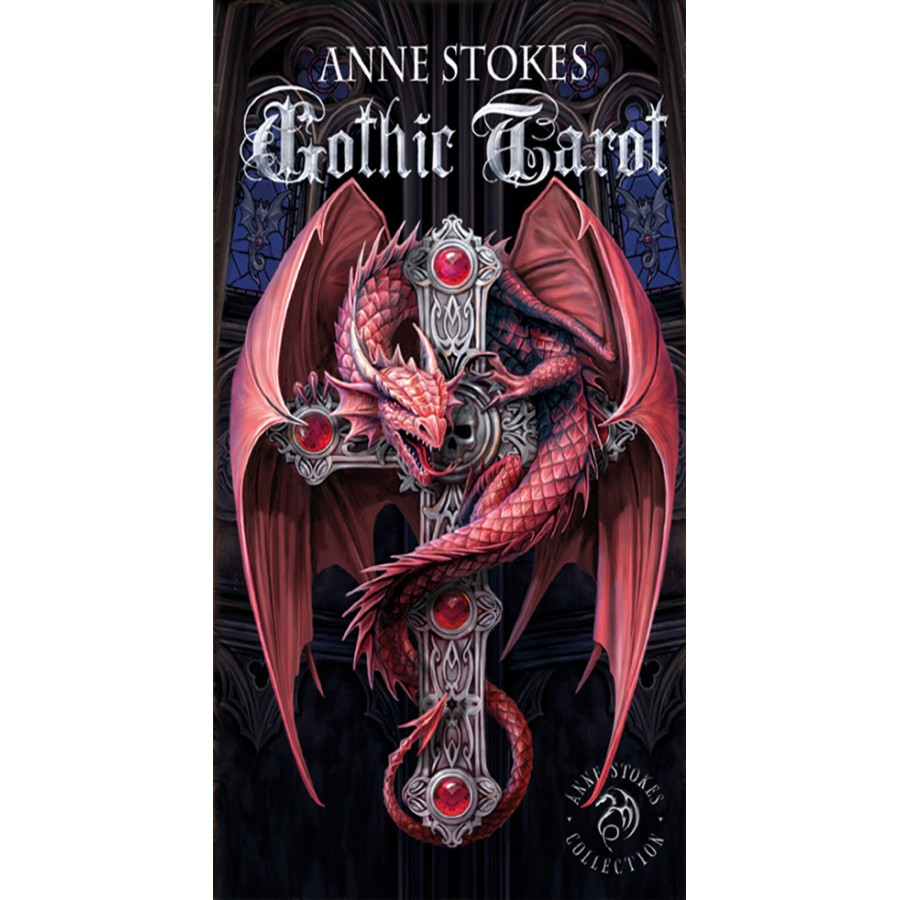 Anne Stokes Gothic Tarot cover