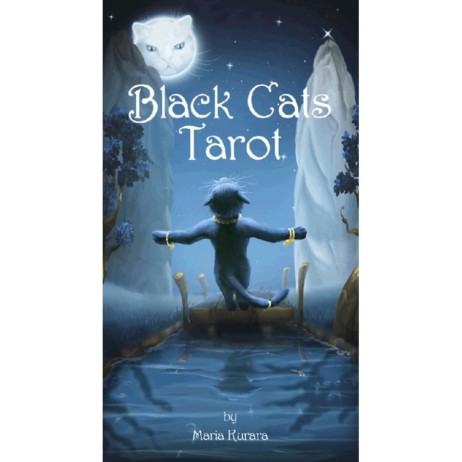 Black Cats Tarot cover
