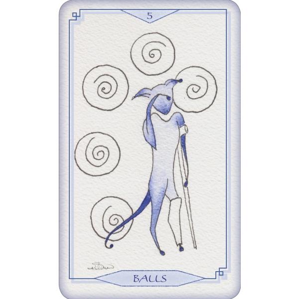 Bleu Cat Tarot 1