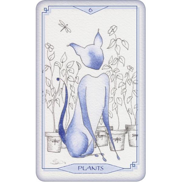 Bleu Cat Tarot 2