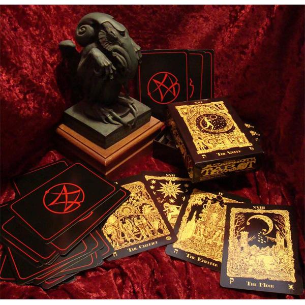 Book of Azathoth Tarot 1