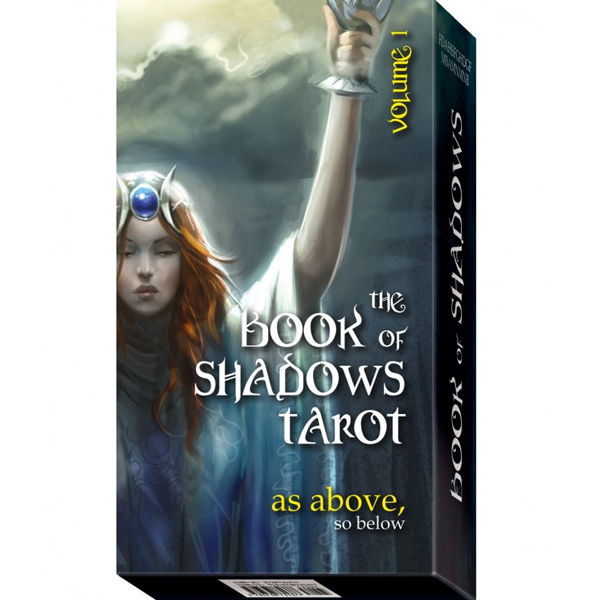 Book of Shadows Tarot – As Above
