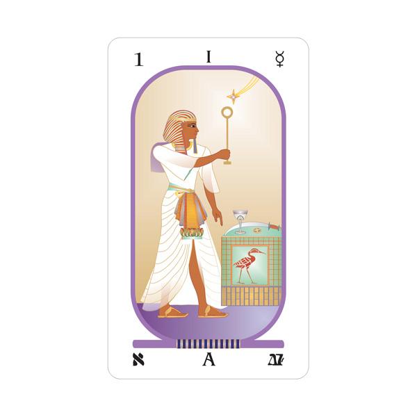 Brotherhood of Light Egyptian Tarot 1