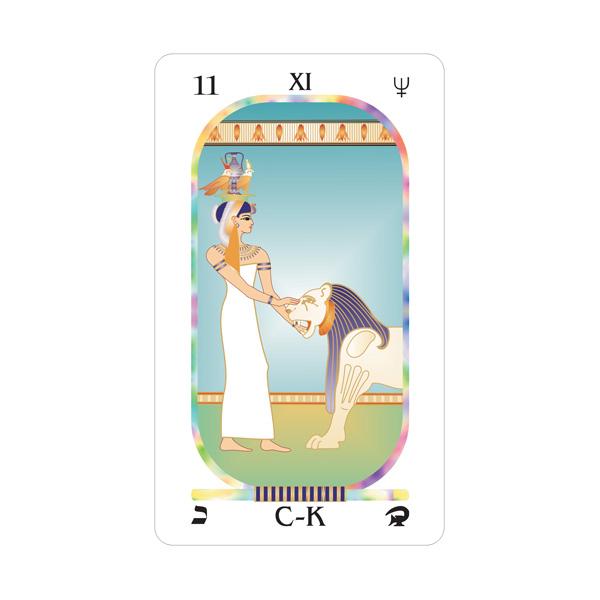 Brotherhood of Light Egyptian Tarot 2