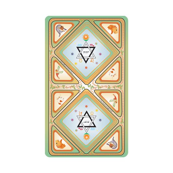 Brotherhood of Light Egyptian Tarot 7