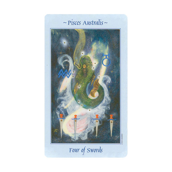 Celestial Tarot 5