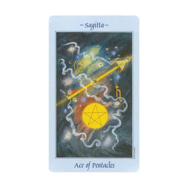 Celestial Tarot 6