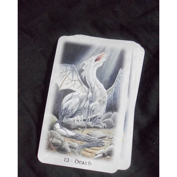 Celtic Dragon Tarot 4