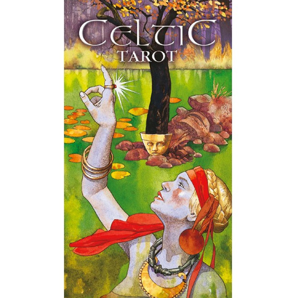 Celtic Tarot cover