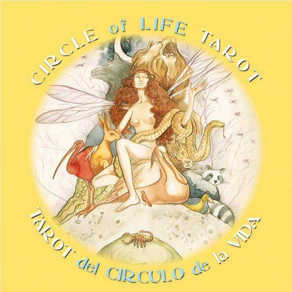 Circle of Life Tarot cover