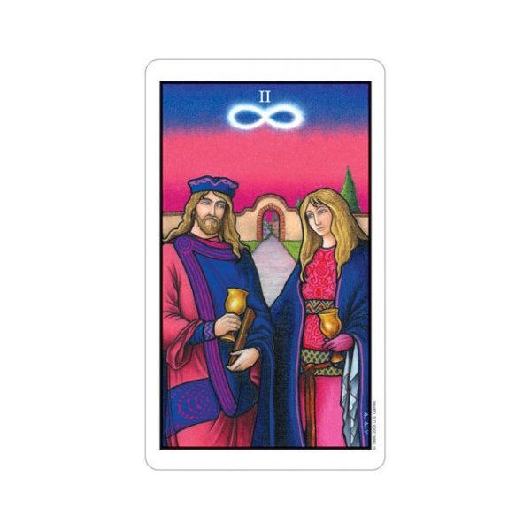 Connolly Tarot 3