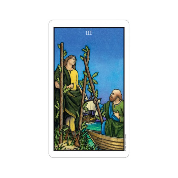Connolly Tarot 4