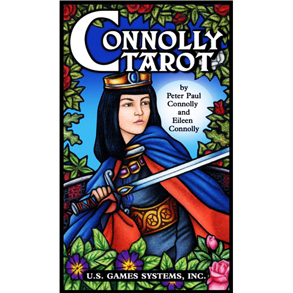 Connolly Tarot cover
