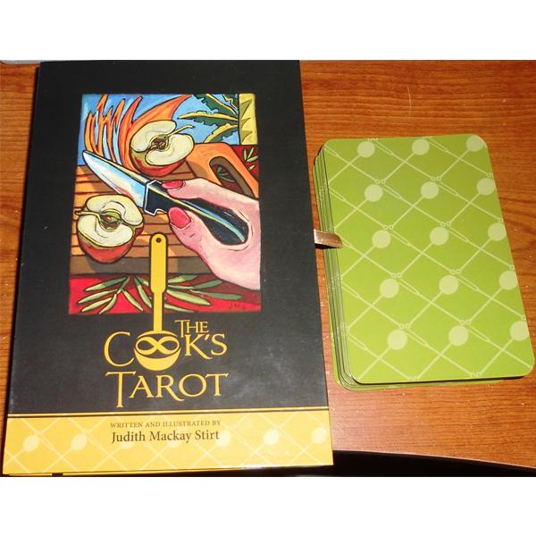 Cook's Tarot 5