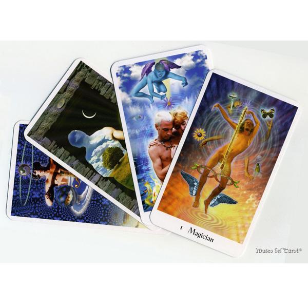 Cosmic Tribe Tarot 4