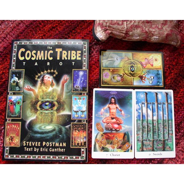 Cosmic Tribe Tarot 5