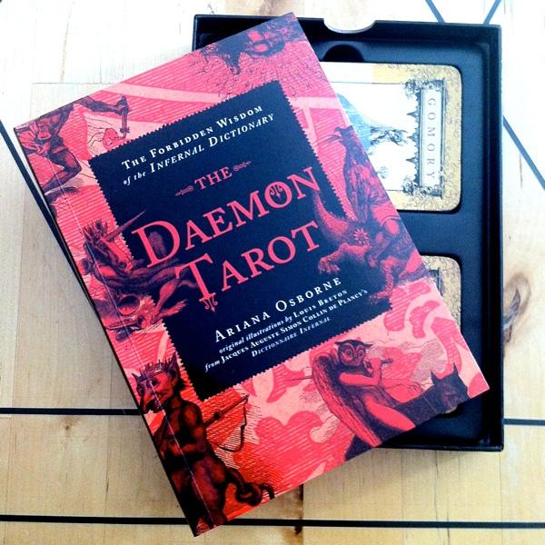 Daemon Tarot 5