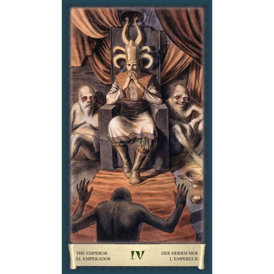 Dark Grimoire Tarot 2
