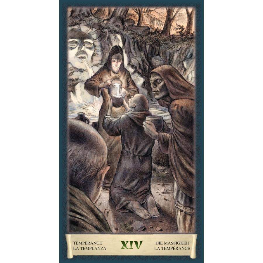 Dark Grimoire Tarot 5