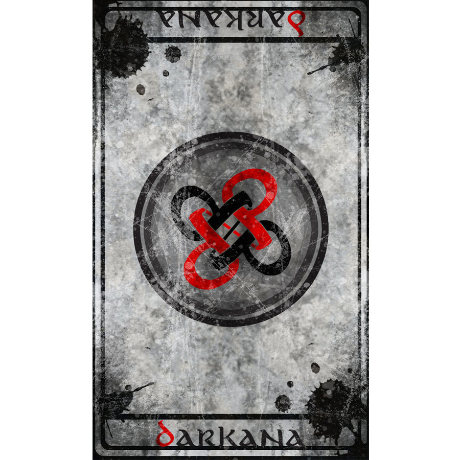 Darkana Tarot 9