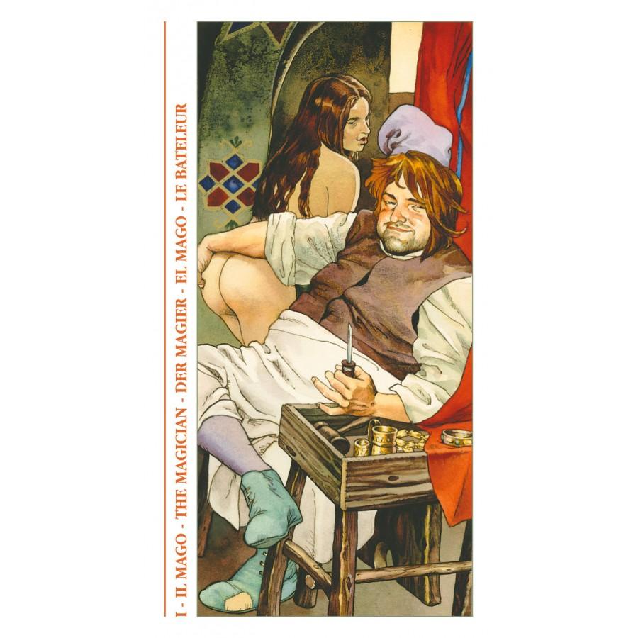Decameron Tarot 1
