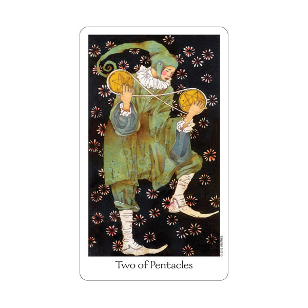 Dreaming Way Tarot 3
