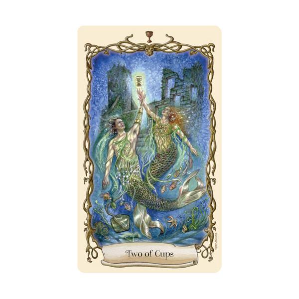Fantastical Creatures Tarot 3