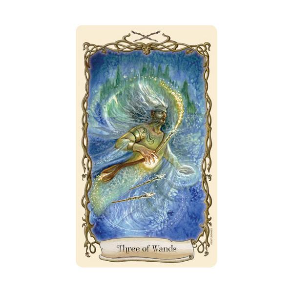 Fantastical Creatures Tarot 4