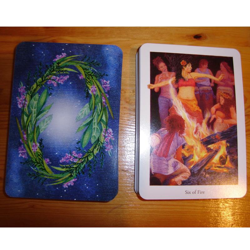 Gaian Tarot 7