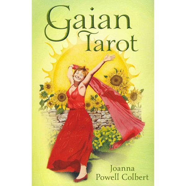 Gaian Tarot cover