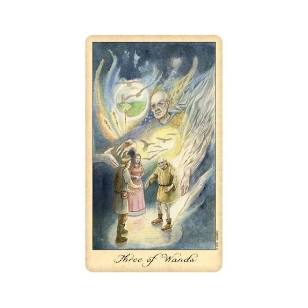 Ghosts & Spirits Tarot 4
