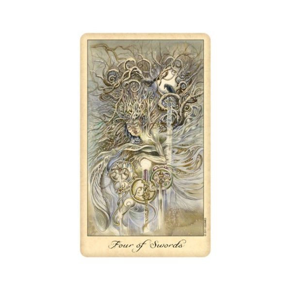 Ghosts & Spirits Tarot 5